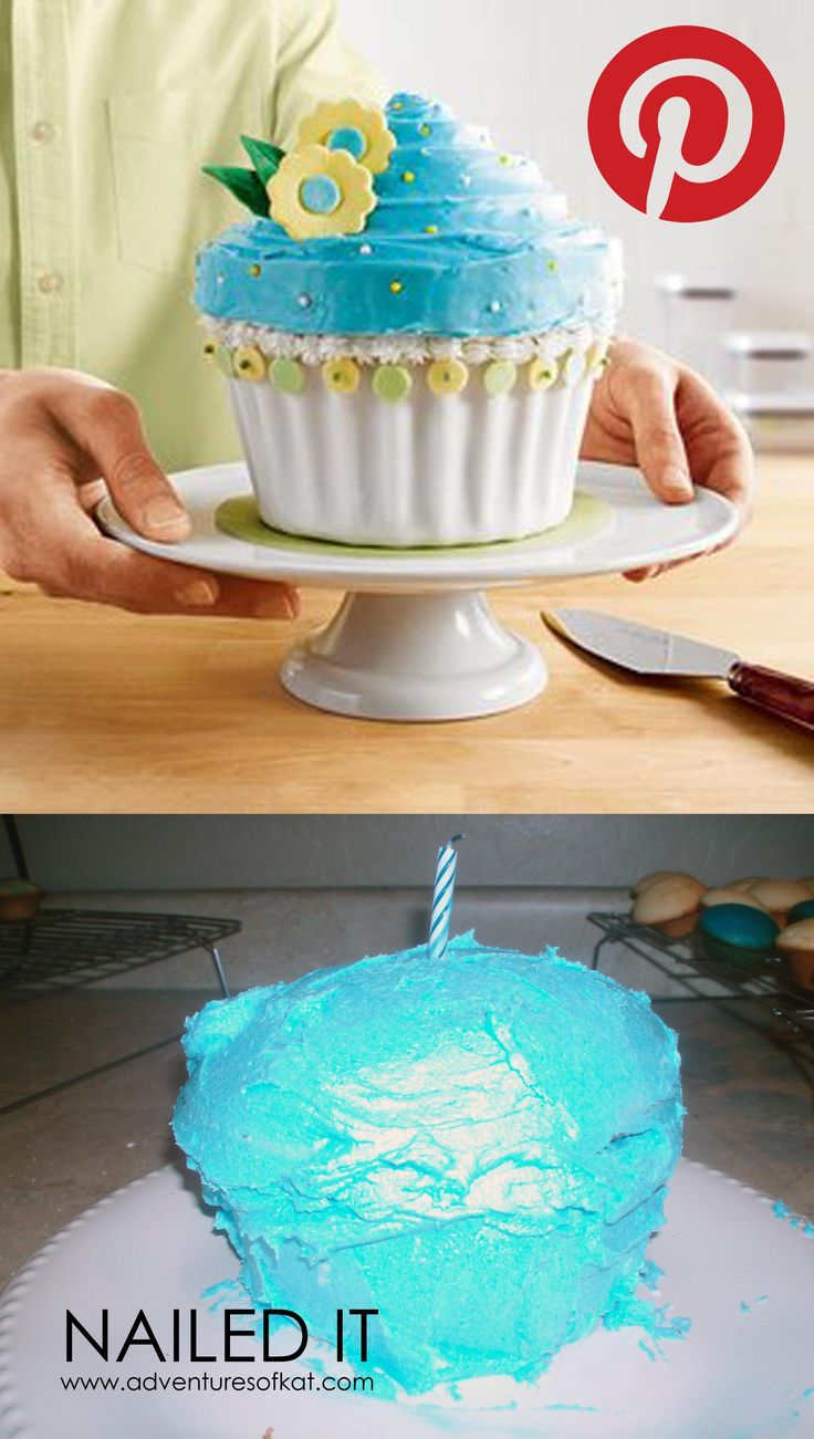 Hilarious Birthday Cake Fails