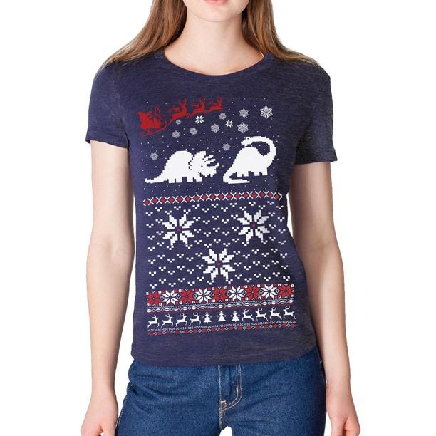 25+ melhores ideias de Dinosaur christmas sweater no Pinterest