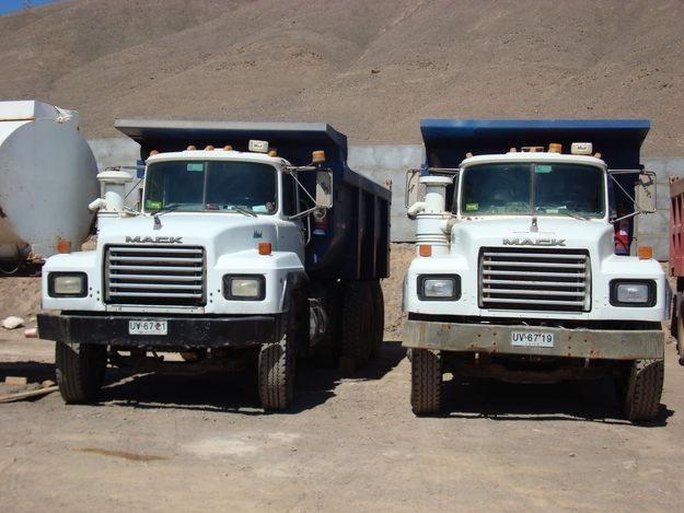 Camiones mack a la venta 1
