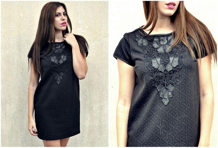 grama lace dress