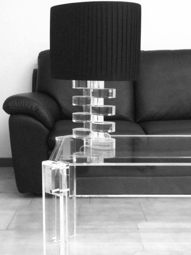 Vertebra Lamp by Plexform design