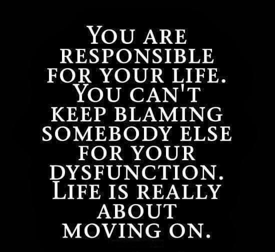 For real! Time to move on! You'd think some people would get over it already.....