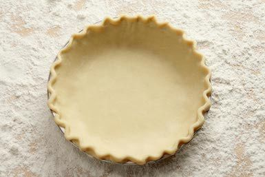 Empty Pie Crust - DNY59/E+/Getty Images