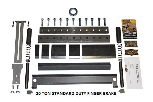 20 TON Finger Brake DIY Builder Kit