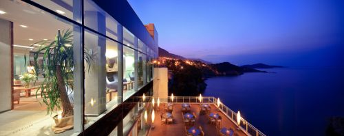 Stay at Hotel Bellevue Dubrovnik to begin your #Croatia vacation with VBT.