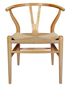 Hans Wegner Style Arm Chair. Spare And Elegant. Available At Decor Direct  In Sarasota