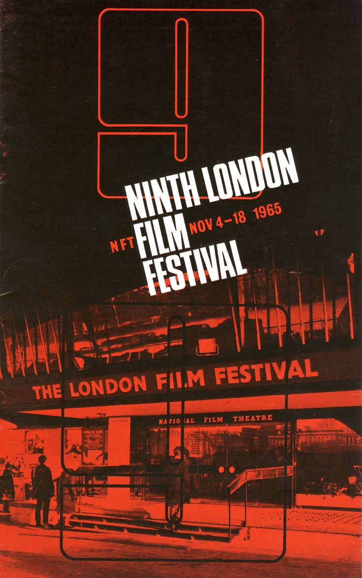 Today marks the start of the 60th BFI London Film Festival. We celebrate with this look back at some of the event's best posters.