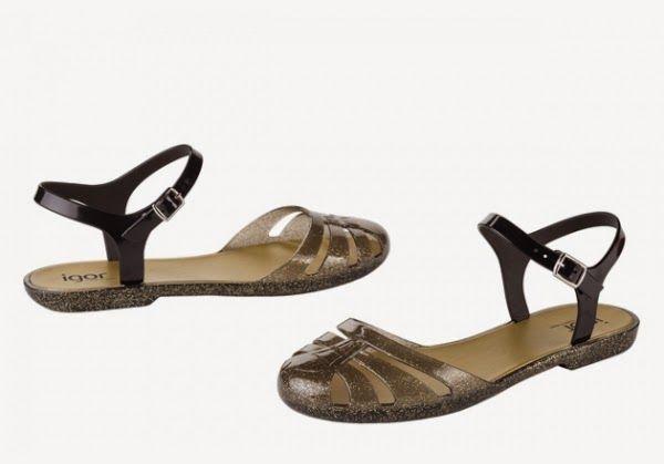 Glitter, el brillo en tus pies.  #tendencias #shoes #jellyshoes #glitter #shoes #cangrejeras #calzado #MadeInSpain