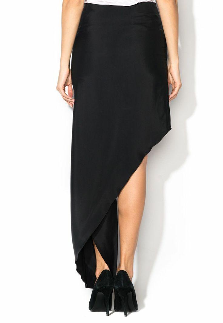 Fashion Days - Bohémská móda bez hranic - Černé kalhoty vzhledu 2 v 1