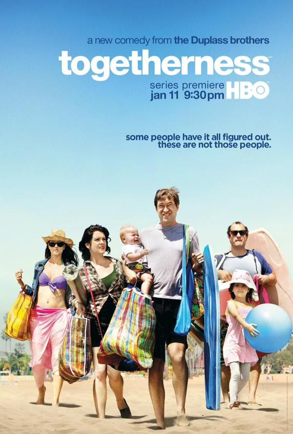 "The Duplass Brothers' ""Togetherness"" is the First Great Show of 2015 
