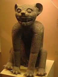 Image result for ocelotl statue