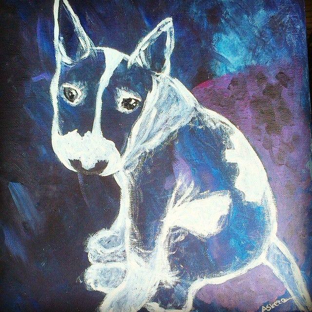 Tobias/Acrylic on canvas
