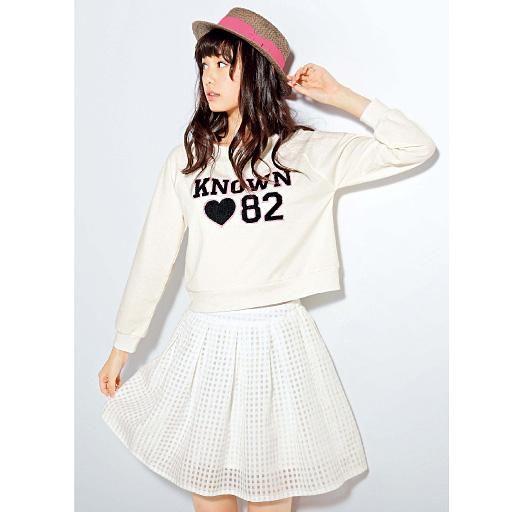 Haru Izumi on Cupop 2015 Vol.2 wears white perforated pre-layered mini. #fashion #girl #japan #model RT @cupop_cecile 透け感のあるチェック柄と、内側の生地もすべて白のミニSK。上品に重なり合う表情が清楚なのにカジュアルだよ。これ1枚で一気に春のキブン♪⇒ twd.ac/1AtXRwn #Cupopコーデ #スカート #春服 pic.twitter.com/vZeZIu57lM