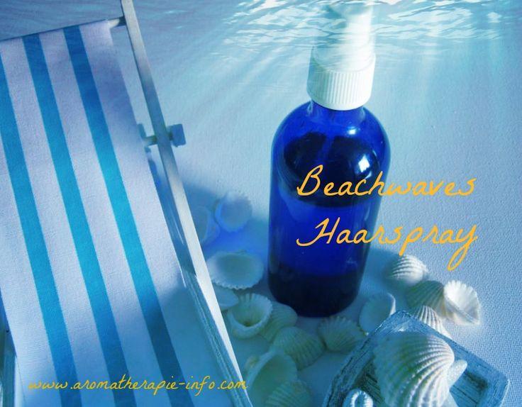 Deze Beachwaves Haarspray zorgt ervoor dat je snel een mooie bos met krullend, vol haar hebt net alsof je de hele dag aan het strand bent geweest:  Epsomzout/kokosolie/aloe vera gel/fijn zeezout