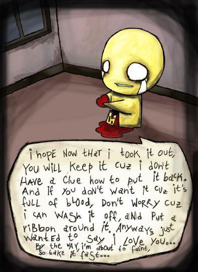 Emo Drawings Cartoon   Cute Emo Love Cartoons