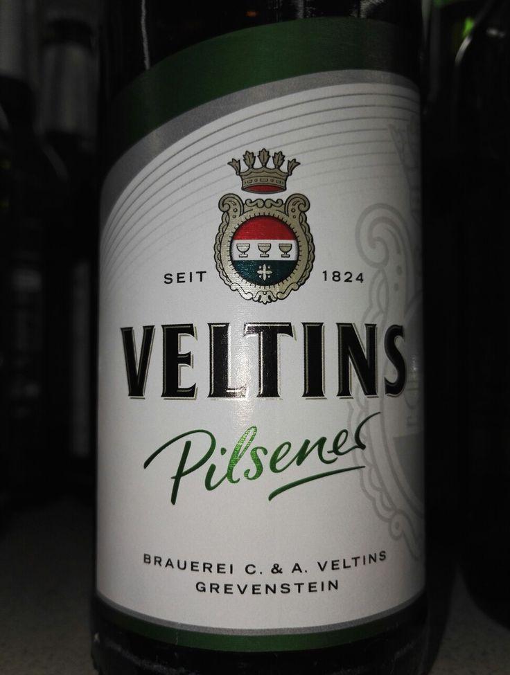 Veltins Pilsener, 4,8%, NRW/Deutschland