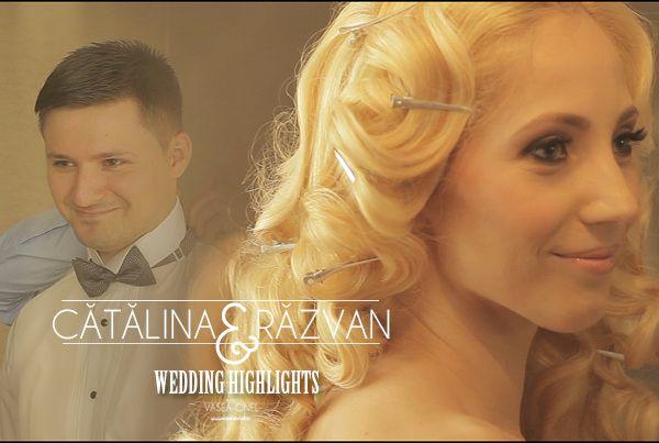 Cătălina & Răzvan – sneak peek wedding