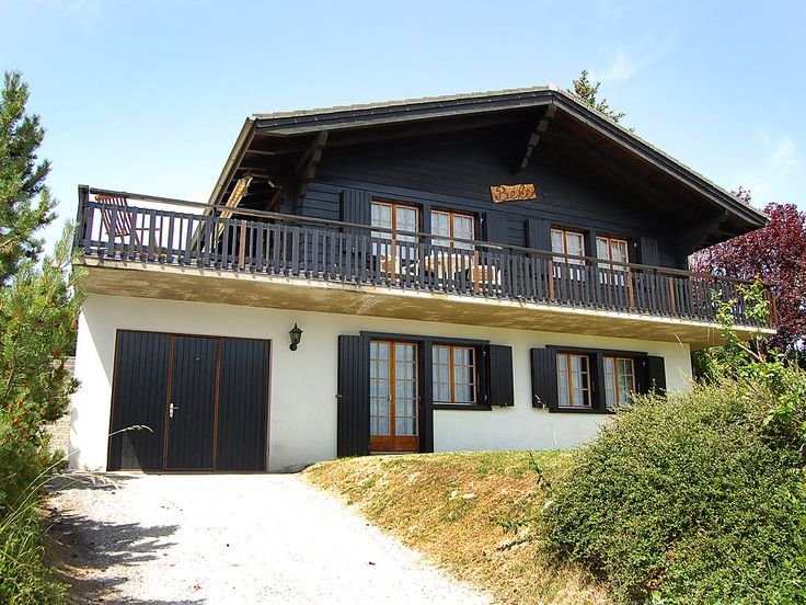 """Beke - Chalet - NENDAZ - Switzerland - 852 CHF """"Beke"""", 4-room chalet 95 m2 on 2 levels. Living/dining room with Scandinavian wood stove and cable TV (flat screen), radio. Open kitchen (oven, dishwasher) with bar. Sep. WC. On the lower ground floor"""
