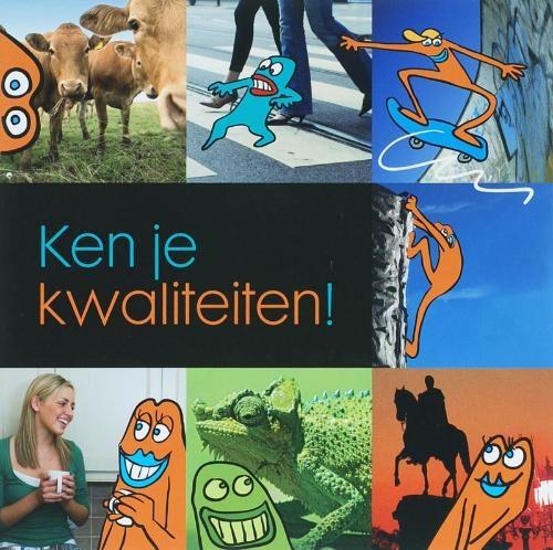 Kwaliteiten kenmerken een leerling. Vaak zijn leerlingen zich niet bewust van de kwaliteiten die ze hebben. De kaartjes van het spel zijn uitermate geschikt om deze kwaliteiten zichtbaar te maken.    Dit spel is met name geschikt voor leerlingen in het voortgezet onderwijs, maar uit ervaring weten we dat leerlingen in het primair onderwijs en ook volwassenene graag met het kwaliteitenspel werken.  http://www.boekkado.nl/ken-je-kwaliteiten/9789065085696