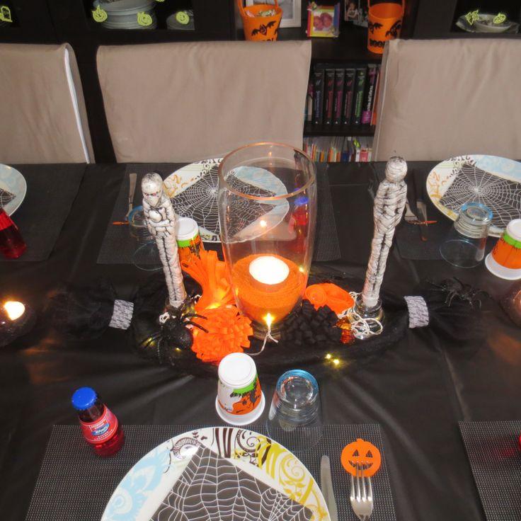 Tavolo Halloween 2013
