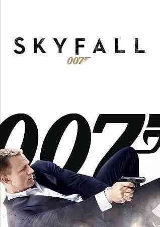 Skyfall, great fun. Part of our Road to the Oscars