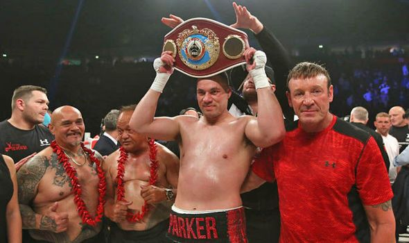Joseph Parker could fight Tyson Fury at Old Trafford if he does not face Anthony Joshua