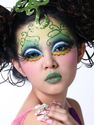 """http://www.zimbio.com/Wallpaper/articles/6zj9Wt9oouu/fantasy+makeup+gallery  Learn how to do beautiful advanced fantasy makeup here at California Advanced Esthetics.......""""The School of Beauty and Skin Care"""""""