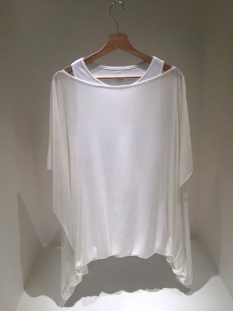 tank top+ cotton/silk fabric = one piece www.hanazarubova.cz