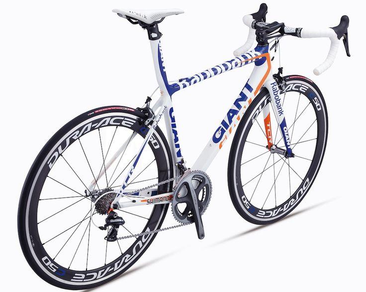 Giant's new tour bike