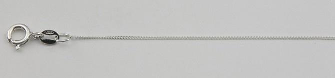$13 Italian Chain In 925 Sterling Silver, info@bijuterie-online.ro