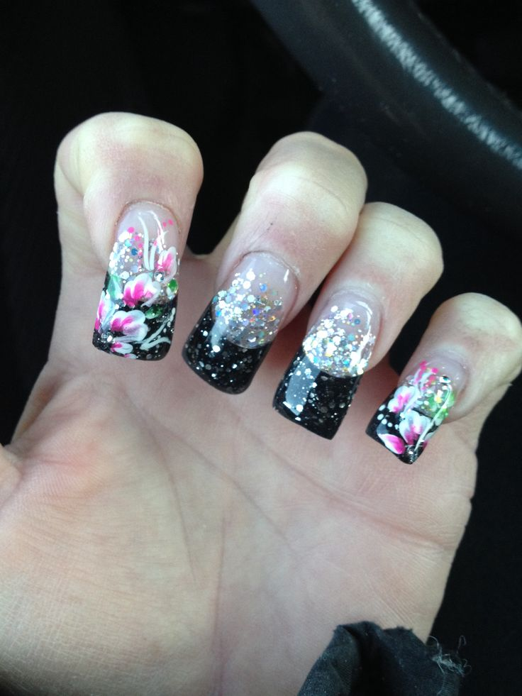 8 best Nails images on Pinterest | Nail scissors, Cute nails and ...