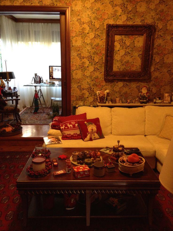 TV room, office