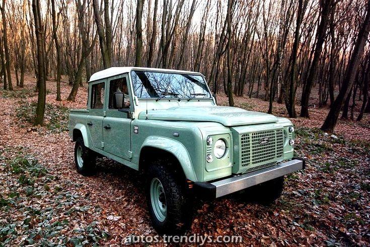 #defender #luxurioese #luxusautos #rover #serie #serwis