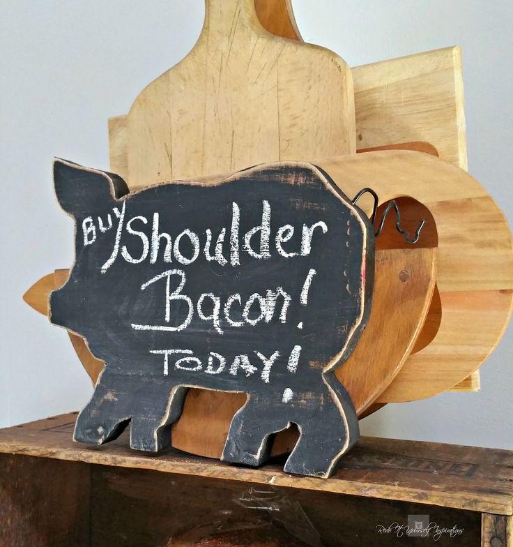 farm style kitchen cutting boards holder
