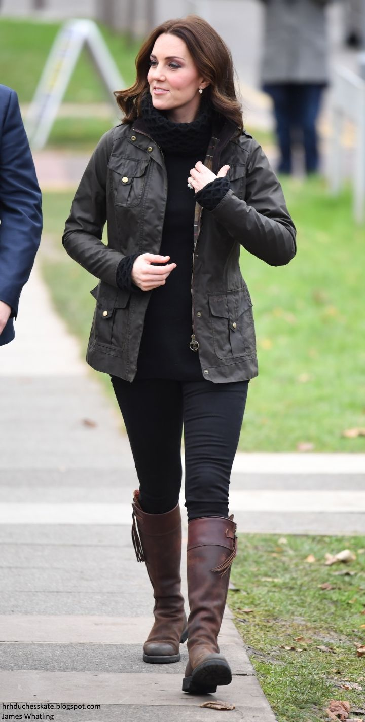 The Duchess of Cambridge visited Robin Hood Primary School this morning to celebrate their work with the Royal Horticultural Society (RHS) C...