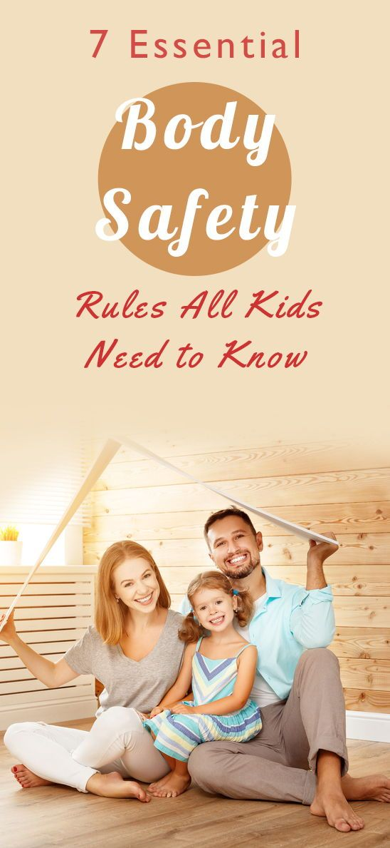 I will give you the most important body safety rules which can save your kids in possible unexpected circumstances. #kidbodysafety #sexualabuse #sexeducation #kidsafety