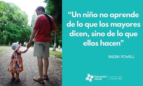 #Frases #Niños #Educación #SerEjemplo