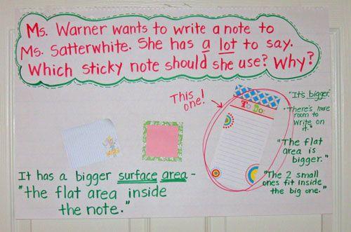 Kindergarten Kindergarten: Measurement great ideas for teaching length, weight, area. Great ideas!