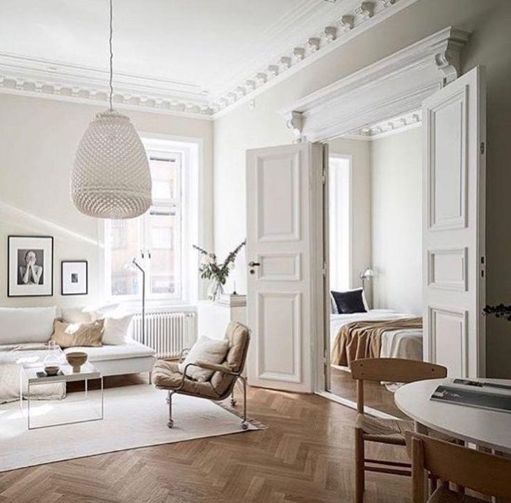 Atemberaubende coole Ideen: Wohnzimmer mit Kamin umgestalten Wohnzimmer mit