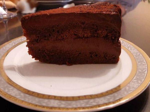 Bucataria cu noroc - Tort Joffre, tort de ciocolata