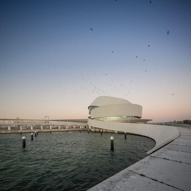 Galeria de Terminal de Cruzeiros de Leixões / Luís Pedro Silva Arquitecto - 1