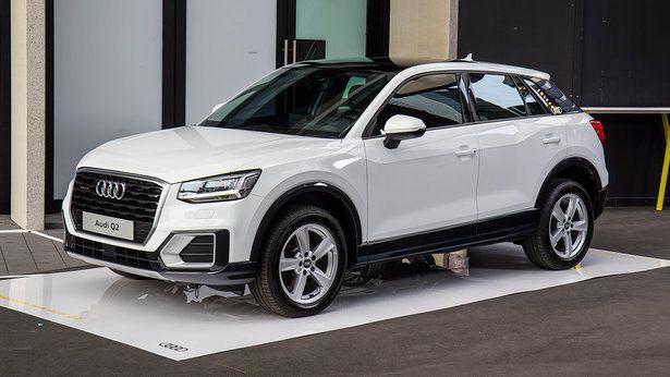 2017 Audi Q2 - exterior
