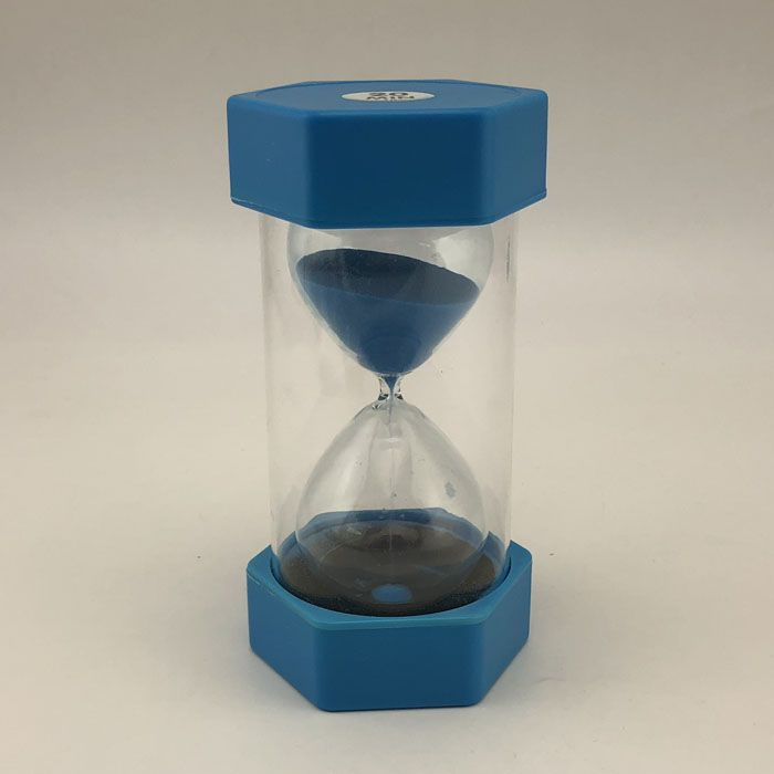 20 Min Educational Giant Sand Timer Size Is Dia 8 4 H 16 Cm
