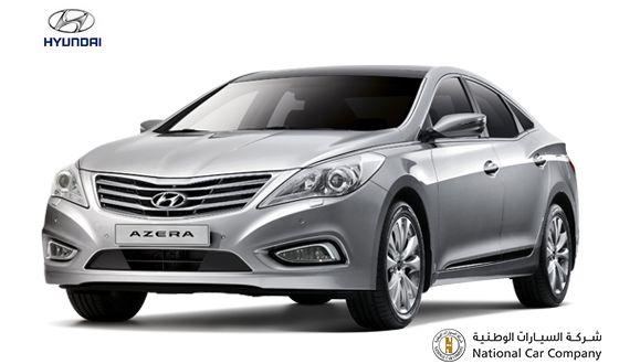 2015 Hyundai Azera's various high-tech driver-friendly specifications #HyundaiAzera #HyundaiQatar