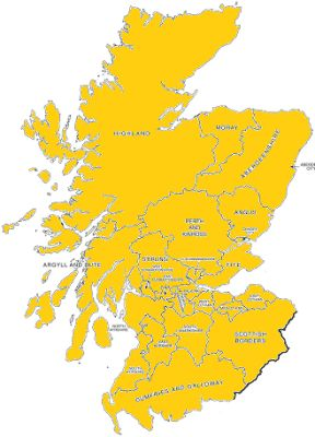 Scotland Camp Sites and Caravan Site Search Page UK, England, Scotland, Wales