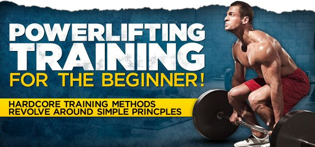 5x5 Powerlifting Training for the Beginner