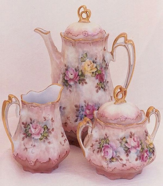 I Love This Tea set,,,,,,