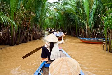 Ho chi Minh - river trip and cookery class