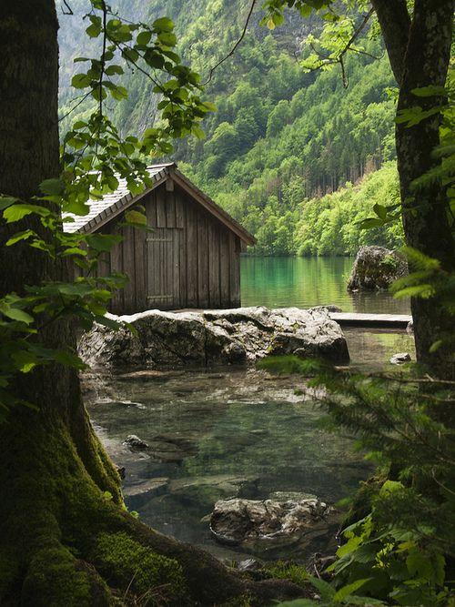 The Hidden House by M. Hoz