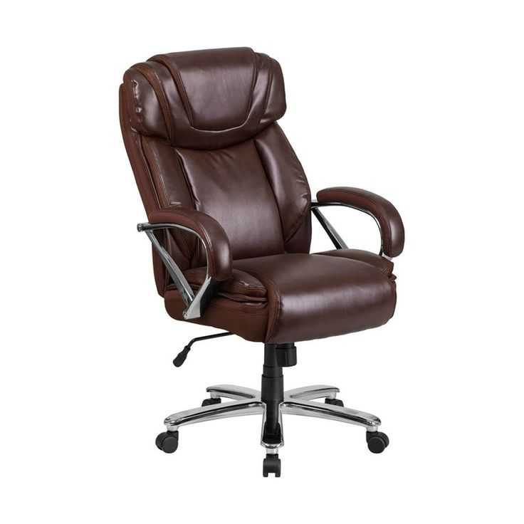 Best 25 Brown leather office chair ideas on Pinterest Corner